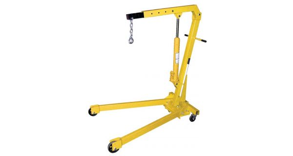 Mobile Crane Engine : Bear claw engine hoist mobile crane