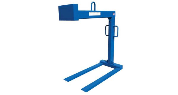 Overhead Crane Pallet Forks : Bear claw pallet lifters overhead lifter