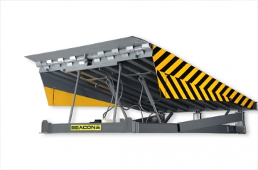Hydraulic Loading Dock Ramp is ideal for loading in industrial applications. It compensates for disparities between the dock and the truck deck.