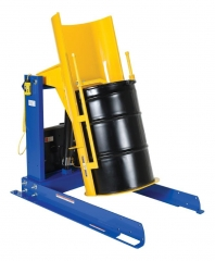 Barrel Dumper facilitate the handling of drums and barrels. These units allow workers to ergonomically raise and dump heavy drums.