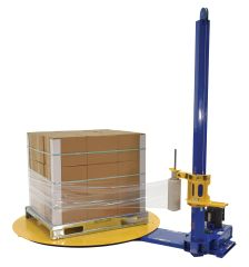 Shrink wrap packaging equipment is avaible in manual and electric for efficiency.