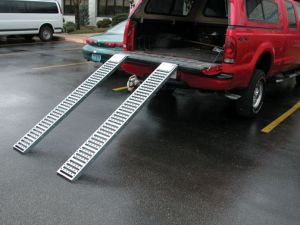 Steel Pickup Van Ramp - Cargo Van Ramp - BRAMP series