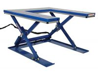 Beacon World Class Adjustable U Table - BEHU series