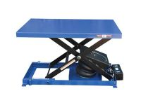 Air and Mechanical Scissor Lift