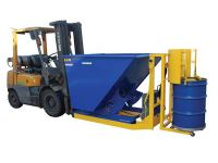 Beacon World Class Barrel Hopper Dumper - BT-HOP series