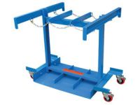 Beacon World Class Cylinder Rack Cart - BCYL-P series