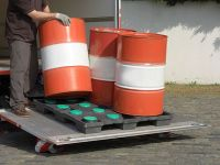Beacon World Class Drum Pallet - B630ADRUM series