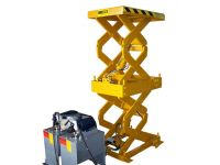 Beacon World Class Dual Scissor Lifts - BCLTPB series