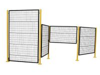 Beacon World Class Wire Mesh Partition - BAPG series