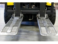 Beacon World Class Fork Roller Conveyors - BRF series