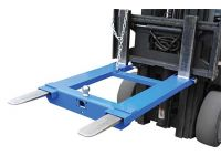 Beacon World Class Forklift Trailer Mover - BHOOK series