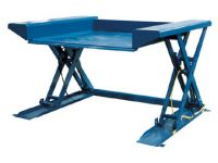 Beacon World Class Ground Lift Table - BEHLTG series