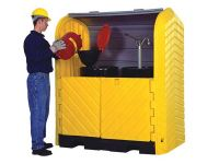Beacon World Class Hazardous Drum Storage - BDSHRT series