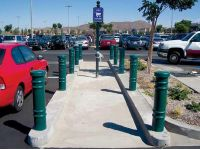 Beacon World Class Landscape Bollards - BPC series