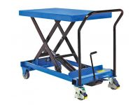 Beacon World Class Lift Table Cart - BCART-S-FR series
