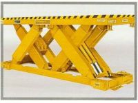 Beacon World Class Long Scissor Lift - BMLTDL series