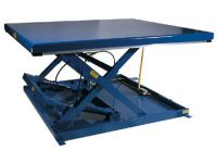 Beacon World Class Low Scissor Lift - BEHLTX series