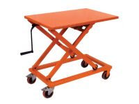 Beacon World Class Manual Lift Cart - BCART series