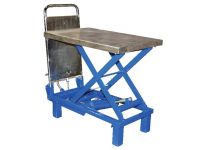Beacon World Class Mobile Elevating Table - BSCTAB series