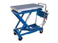 Beacon World Class Scissor Lift Scale - BCART-SCL  series