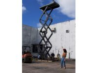 Beacon World Class Tall Scissor Lift - BQSL series
