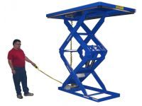Beacon World Class Upright Scissor Lift - BEHLTD series