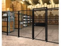 Beacon World Class Wire Partitions - BSAF series