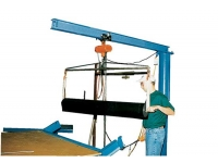 Beacon World Class Workstation Jib Crane - BJIB series