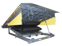 Air Powered Dock Levelers