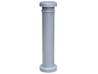 Architectural Bollards - BBOL-ALUM series