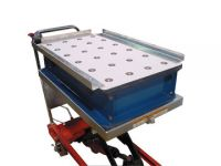 Ball Transfer Platform provides easy payload movement