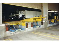 Dock Leveler for Shipping Containers - FC series