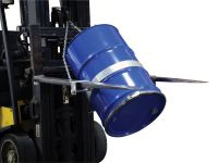 Fork Lift Drum Ring allows to transport drums with a forktruck