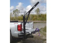 Hitch Truck Jib Crane designed for vehicle mount