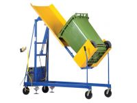 Industrial Trash Can Dumper - BTCD-U series