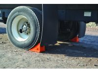 Lightweight Wheel Chocks