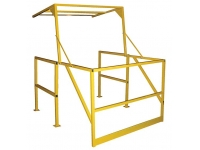 Beacon World Class Mezzanine Safety Gates - BMEZZ series