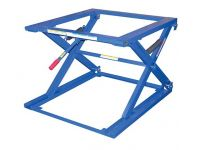 Beacon World Class Pallet Lift Table - BPS series
