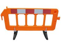 Beacon World Class Plastic Barricades - BPBAR series