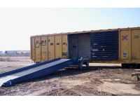 Beacon World Class Railcar Loading Ramp - BSYS series
