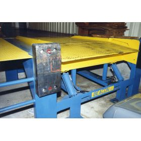 Dock Leveler for Shipping Containers - Container Dock Loading - FC Series