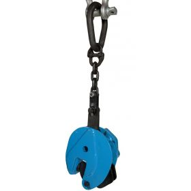 Vertical Plate Clamp with Chain - BCPC series