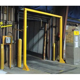 Dock Warning Barriers - BDWB series