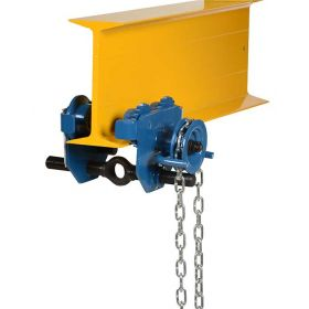 I Beam Trolley - BE-MT series