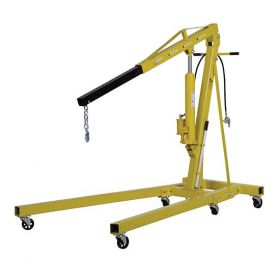 Portable Jib Crane - Mobile Shop Hoist - BEHN series