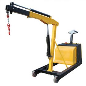 Powered Electric Floor Crane - BEPFC series