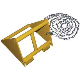 Removable Wheel Chock - BFAB series