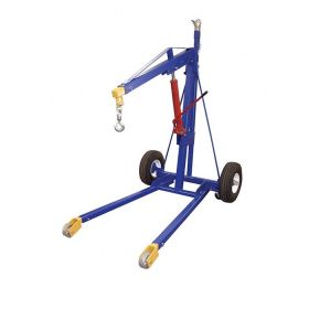 Towable Crane - Trailer Hitch Hoist - BH-TRAIL series