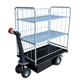 Battery Powered Cart - Traction Drive Carts - BNE-CART series