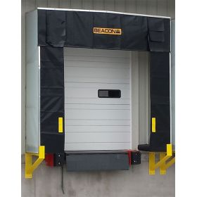 Dock Door Shelters - Loading Dock Shelter - BD-750-18-24-30 series